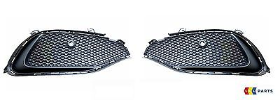 NEW GENUINE MERCEDES BENZ A CLASS 2015- W176 AMG SPORT FRONT BUMPER GRILL SET