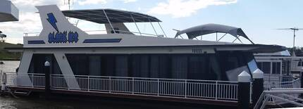A Retiree's Dream & Bargain not to be missed- HOUSEBOAT FOR SALE Mannum Mid Murray Preview