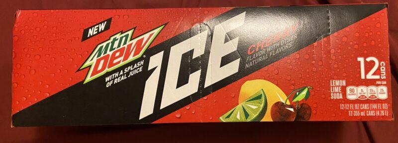 Mountain Dew ICE Cherry