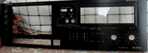 Hitachi D-850 front plate