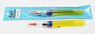 Swiss High Quality Clock Instrument Camera Oil in Syringe by AF of Switzerland