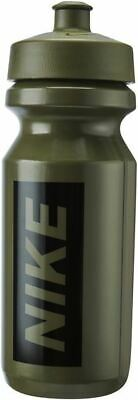 Nike Big Mouth Water Bottle - Sports Water Bottle - Olive Green - 650ml