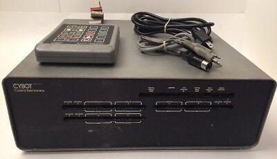 Cybot Control Electronics W Robotic Directional Teach Pendant Controller Remote