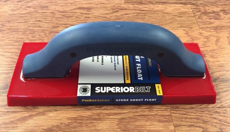 Superiorbilt 151-54P Tile Flooring Grout Float