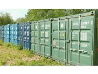 Professional self storage in central Oxford