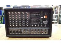 The T.Mix PM-8020 Amp Mixer