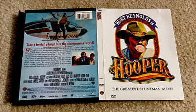 HOOPER The Greatest Stuntman Alive DVD Burt Reynolds, Sally Field