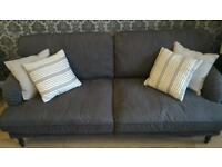 Ikea 3 seats sofa deluxe comfortable
