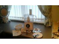Food processor and juicer from qvc