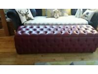 Reduced to go ,Chesterfield bench/window seat