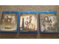 Lord of the Rings - BluRay
