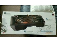 Mad catz cyborg gaming keyboard