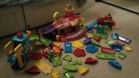 Toot Toot car track