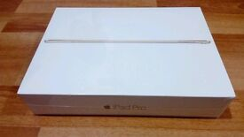 """**SEALED** 128GB IPAD PRO 9.7"""", WIFI ONLY AND INCLUDES 1 YEAR APPLE WARRANTY"""