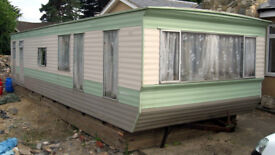 Westbrook 35x12 static caravan / mobile home