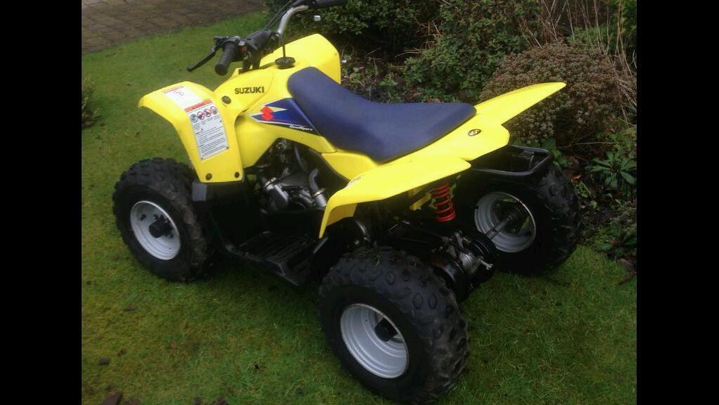 Used Suzuki Ltz  For Sale