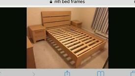 MFI King size bed frame