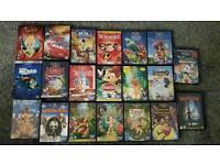20 Disney DVD Bundle !!!