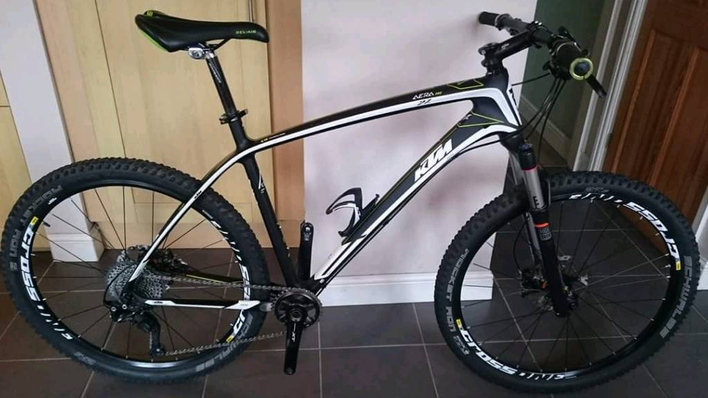 Ktm Aera Pro Carbon Mountain Bike Not Specialised Kona Yt Trek
