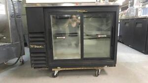 4FT BACK BAR COOLER