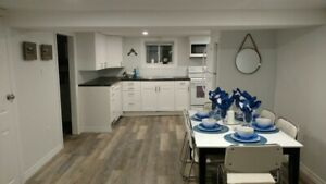 Goderich - Beautiful renovated basement apartment