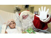 Tiny-Tim's Charity For children in Hospital at Xmas