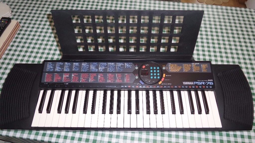 yamaha psr 76 manual product user guide instruction u2022 rh testdpc co Yamaha Portatone Electronic Keyboard Layout yamaha portatone electronic keyboard ypt-310 manual