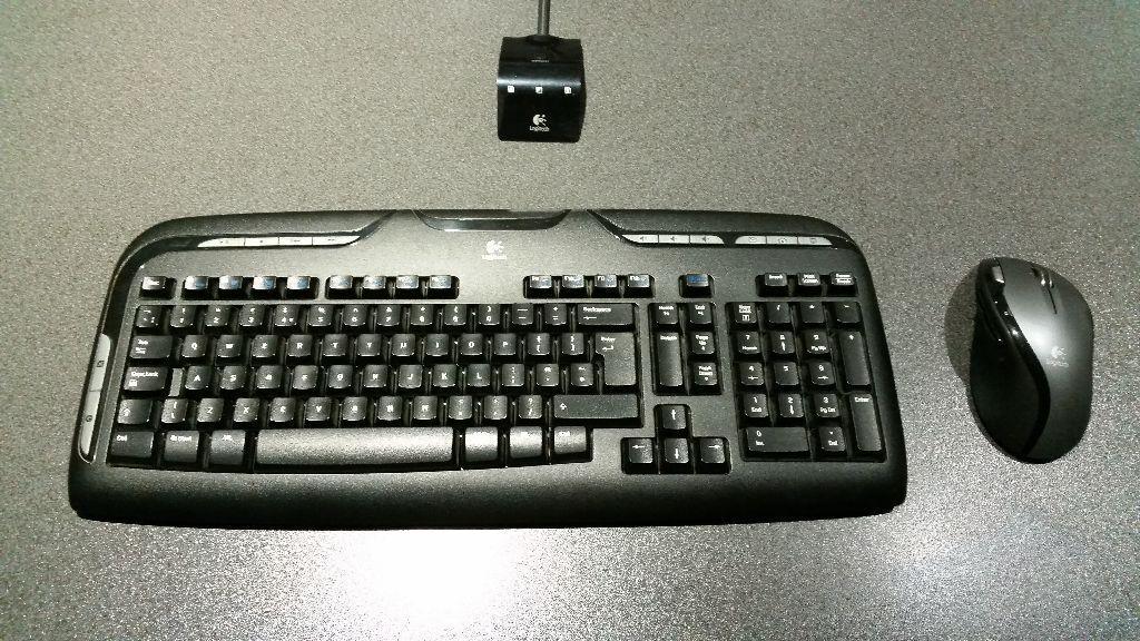 logitech wireless keyboard ex110 wire center u2022 rh naiadesign co Logitech Desktop Software logitech cordless desktop ex110 instruction manual