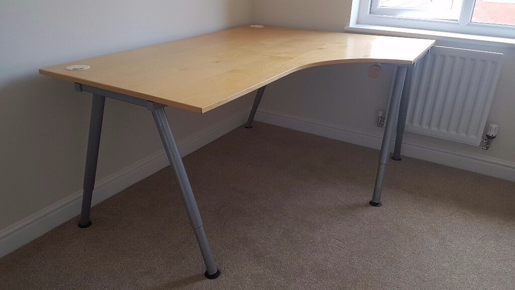 Ikea Galant Right Hand Corner Desk In Croesyceiliog Tor Gumtree Rh Com 63 Legs