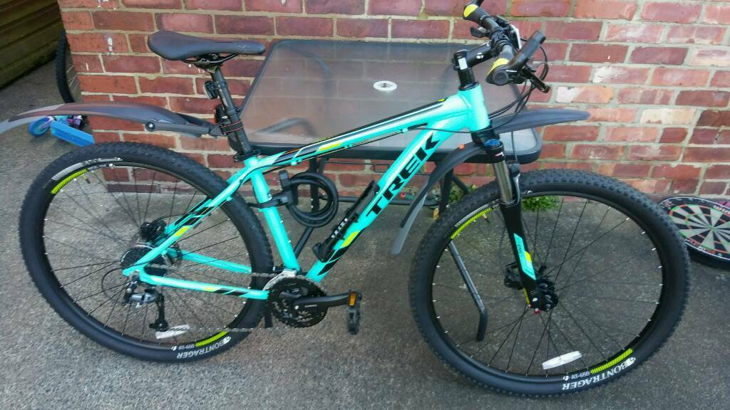 74b78db0269 Bumsteads Road and Mountain Bikes: The 2016 Trek Marlin 7 is the .