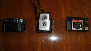 OLD  and ANTIQUE CAMERAS Cornwall Ontario image 1