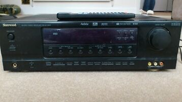 Sherwood Rd-6106r Audio Video Receiver