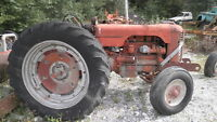 1950 case DC-4 tractor