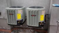 Furnace calgary- Furnace and air conditioning SALE from $2500.00