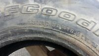 BFGoodrich tire 33x12.5 R16.5 LT