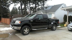 2004 Ford F-150 flareside Pickup Truck