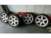 Vectra gsi alloy wheels