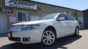 2008 Lincoln MKZ AWD-SUNROOF-LEATHER-NAVIGATION