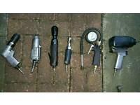 Bluepoint air tools set