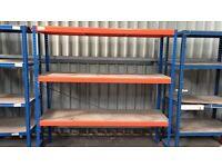 Shelf heavy duty garage storage rackwarehouse heavy duty 3 shelves racking