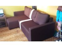 sofa bed + coffee table GRATIS