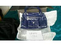 Icandy Emilia royal blue luxury changing bag new never used