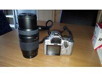 Canon EOS400d Digital SLR Camera Kit + accs