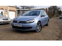 2009 VOLKSWAGEN MK6 GOLF PLUSE EXTRA SE 1.6 TDI DIESEL.5 SPEED MANUAL GEARBOX
