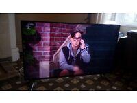 PANASONIC VIERA 48 LED TV SMART/UHD 4K/200HZ/FREEVIEW HD/3D/WIFI/MEDIA PLAYER/ULTRA SLIM/ NO OFFERS