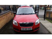 2008 skoda fabia !!barging!! first to see will buy