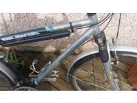 Claud butler legend hybrid bike