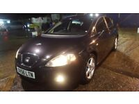 SEAT LEON 2.0TDI REFERENCE SPORT 140BHP 6 SPEED MANUAL, (56PLATE) 118K ON THE CLOCK MINT CONDITION