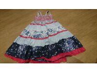 9-12 month girls dress
