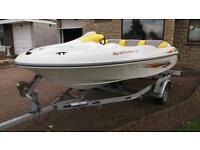 Seadoo 150 sportster jetboat